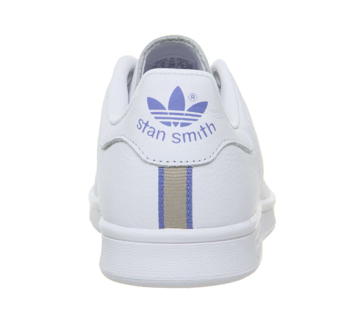 the best attitude 264e8 4b7f4 Short-Femme-Adidas-Stan-Smith-Baskets-Blanc-Veritable-