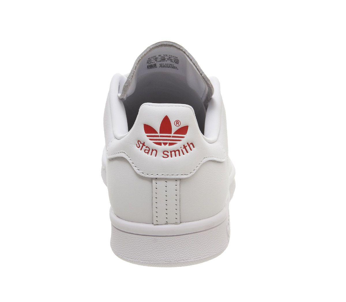 outlet store 6bf93 d3d48 Donna-Adidas-Stan-Smith-Scarpe-da-Ginnastica-Bianche-