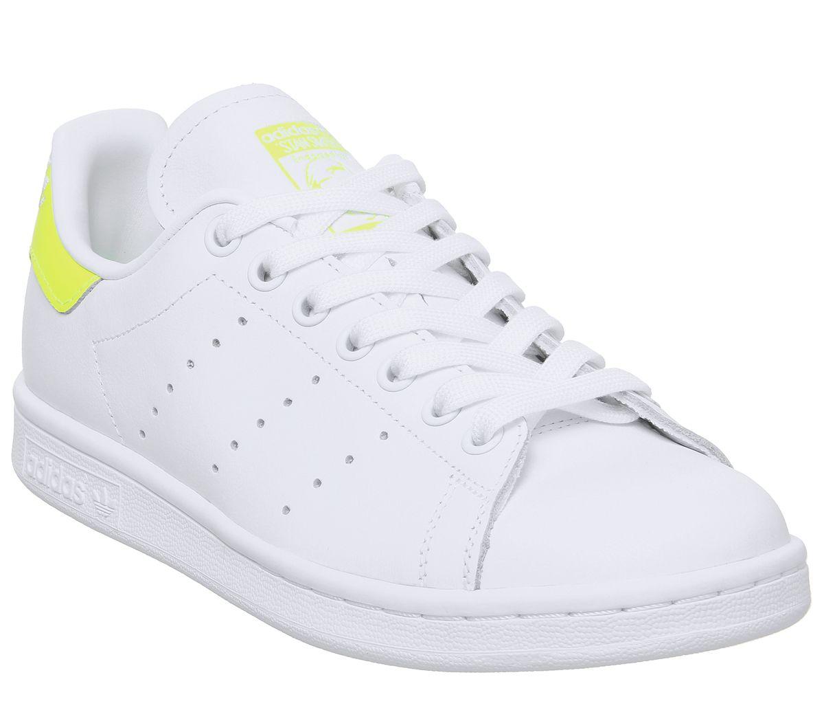 nouvelles images de famille adidas stan smith jaune fcf91