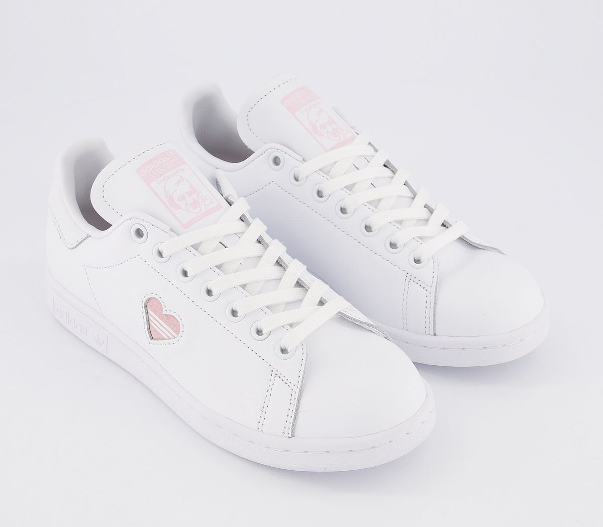 Womens Adidas Stan Smith Trainers White