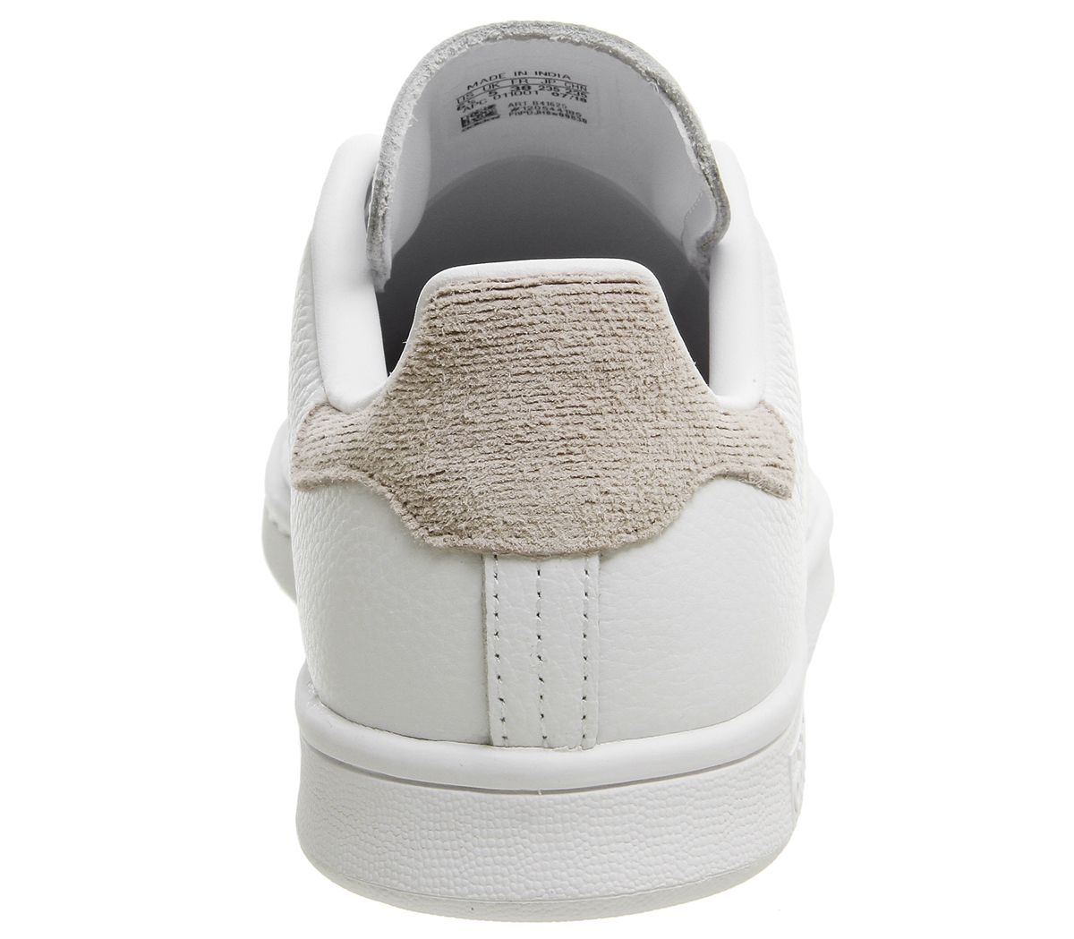 Short-Femme-Adidas-Stan-Smith-Baskets-White-Orchid-Tint-Baskets-Chaussures miniature 10