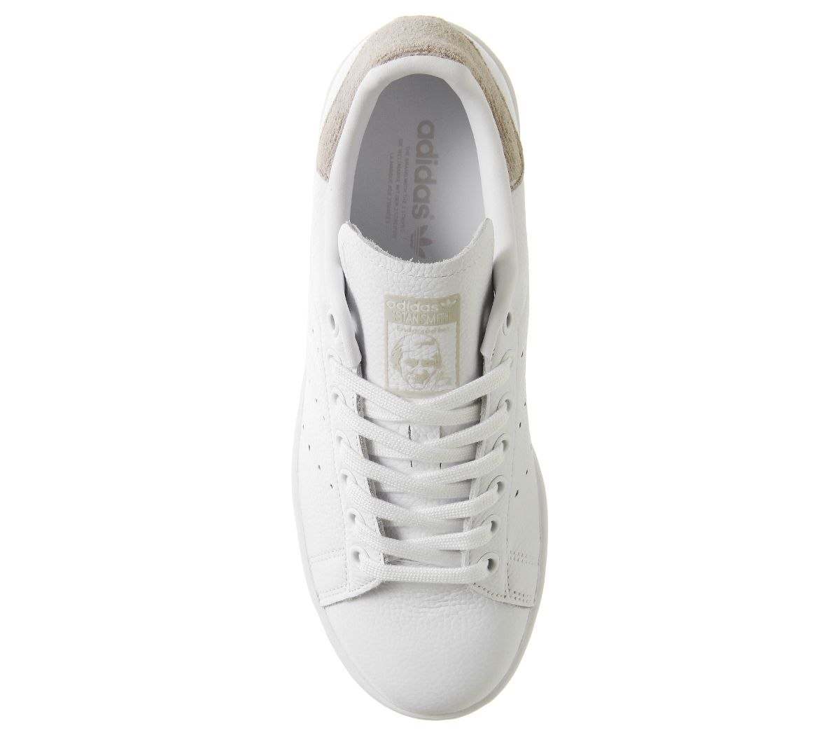 Short-Femme-Adidas-Stan-Smith-Baskets-White-Orchid-Tint-Baskets-Chaussures miniature 12