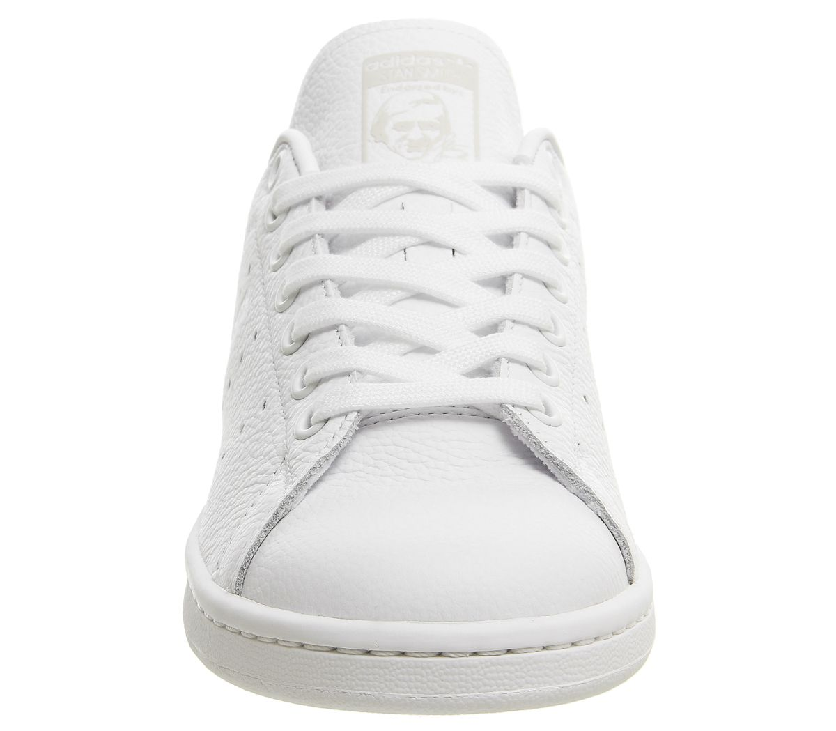 uk availability ff7aa fdca2 Short-Femme-Adidas-Stan-Smith-Baskets-White-Orchid-