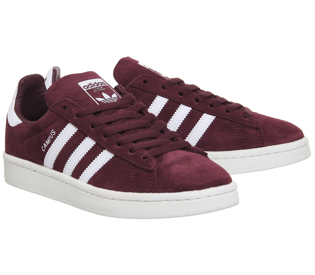 082370db565 Sentinel Adidas Campus Trainers Ash Pearl Trainers Shoes