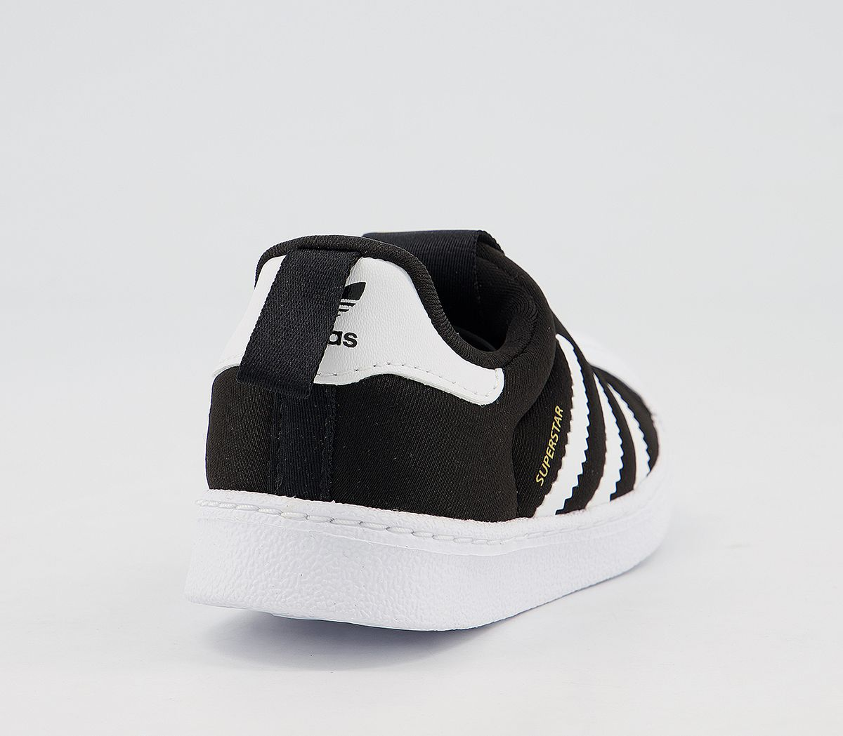b67cae03d93f Kids Adidas Superstar 360 Inf 3-9 Core Black Kids