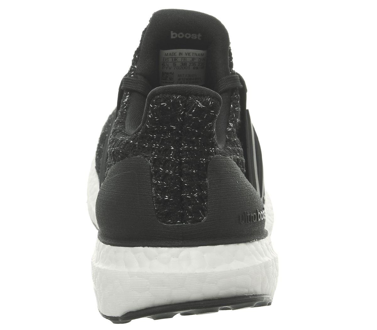 zapatillas negras de mujer adidas