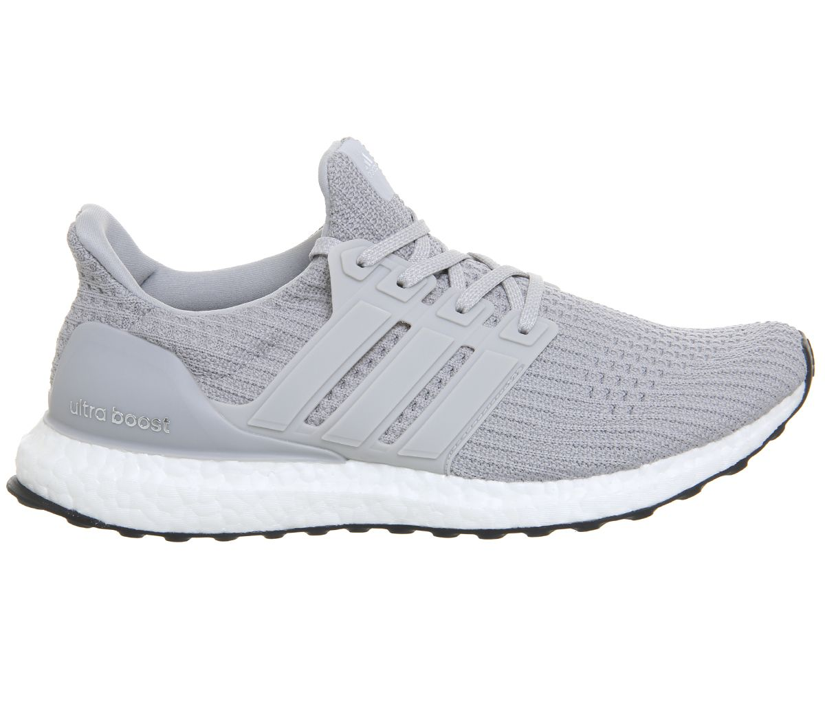 6a39fe974 Sentinel Adidas Ultraboost Ultra Boost Trainers Grey Grey Core Black  Trainers Shoes