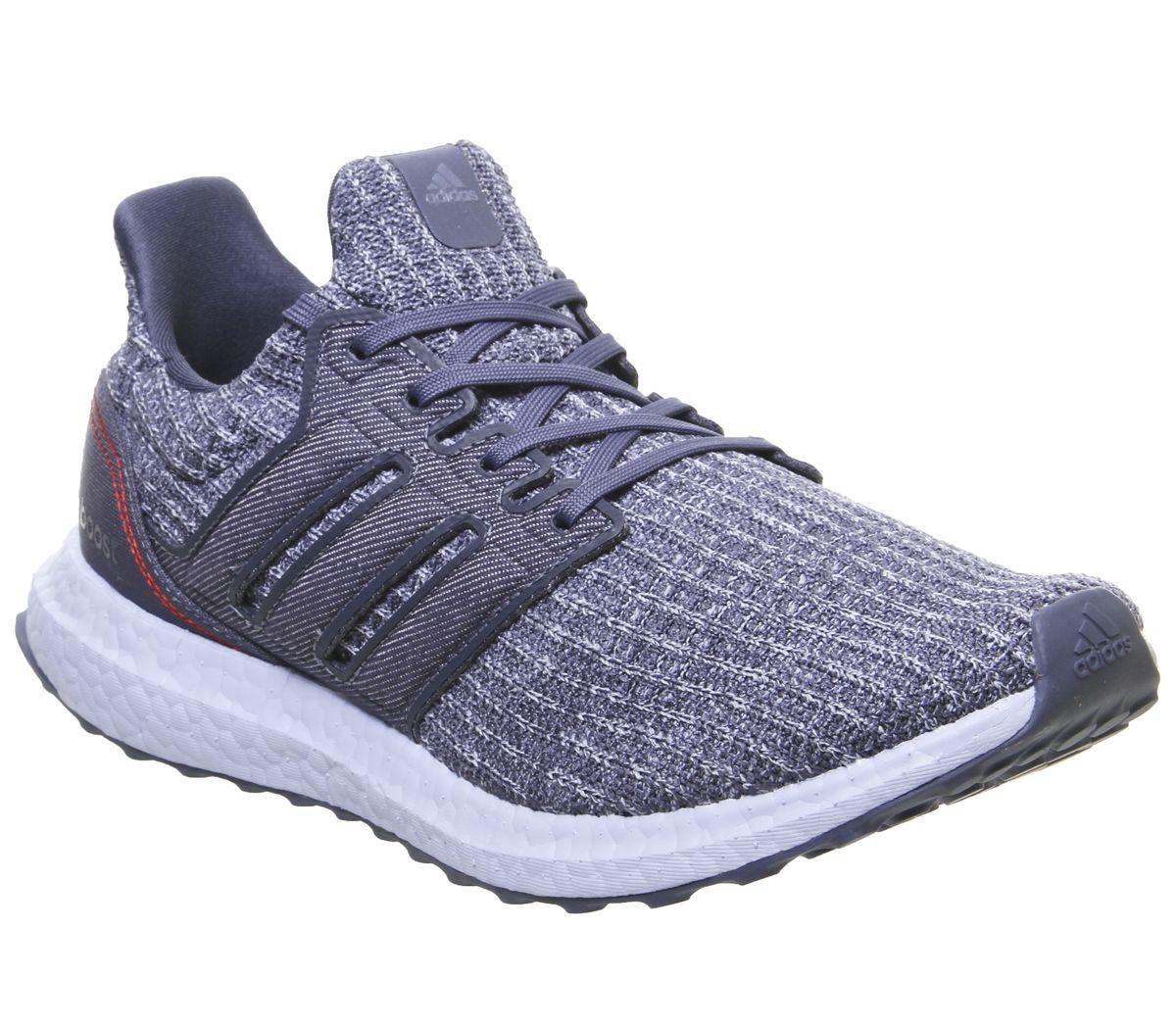 Detalles de Adidas Ultraboost Ultra Boost Zapatillas Tech Tinta M Zapatillas Deportivas