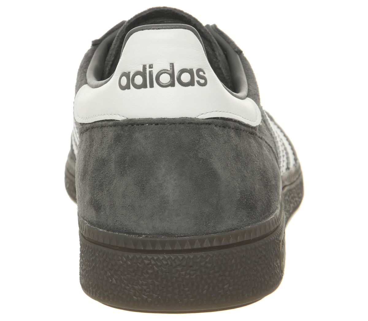 Details zu Adidas Handball Spezial Turnschuhe Grau Fünf Weiß Gummi Turnschuhe