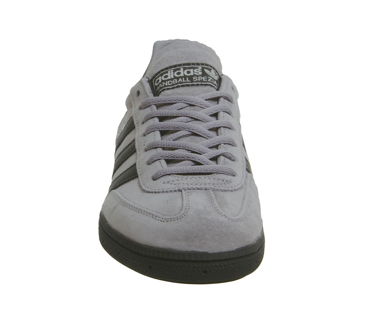 Adidas-Handball-Spezial-Trainers-Solid-Grey-Core-Black-Silver-Exclusive-Trainers thumbnail 12