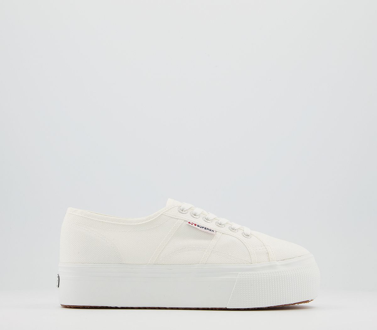 thumbnail 7 - Womens Superga 2790 (L) Trainers White Trainers Shoes