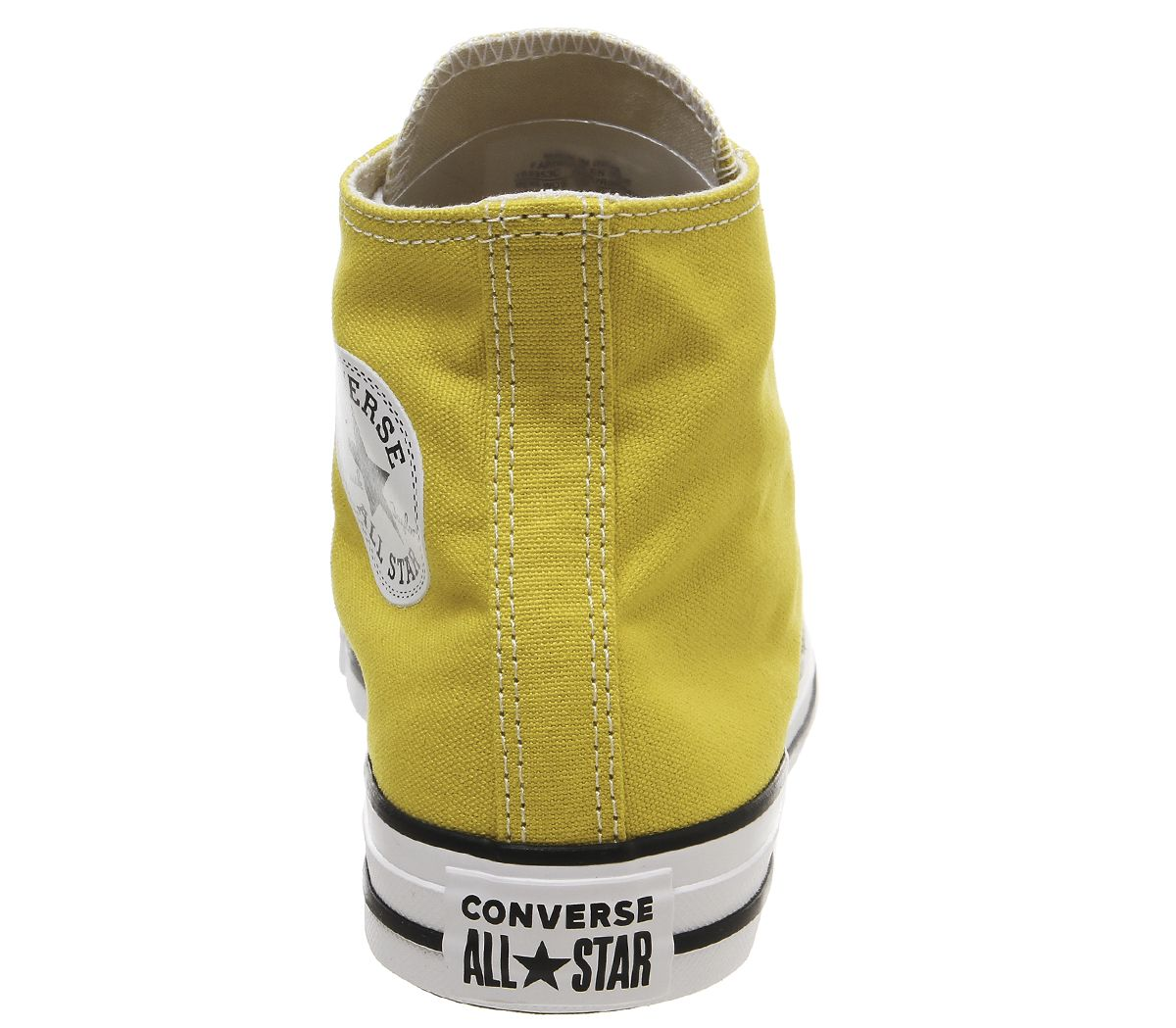 Homme-Converse-Converse-All-Star-HI-Baskets-BOLD-Citron-Baskets-Chaussures miniature 5