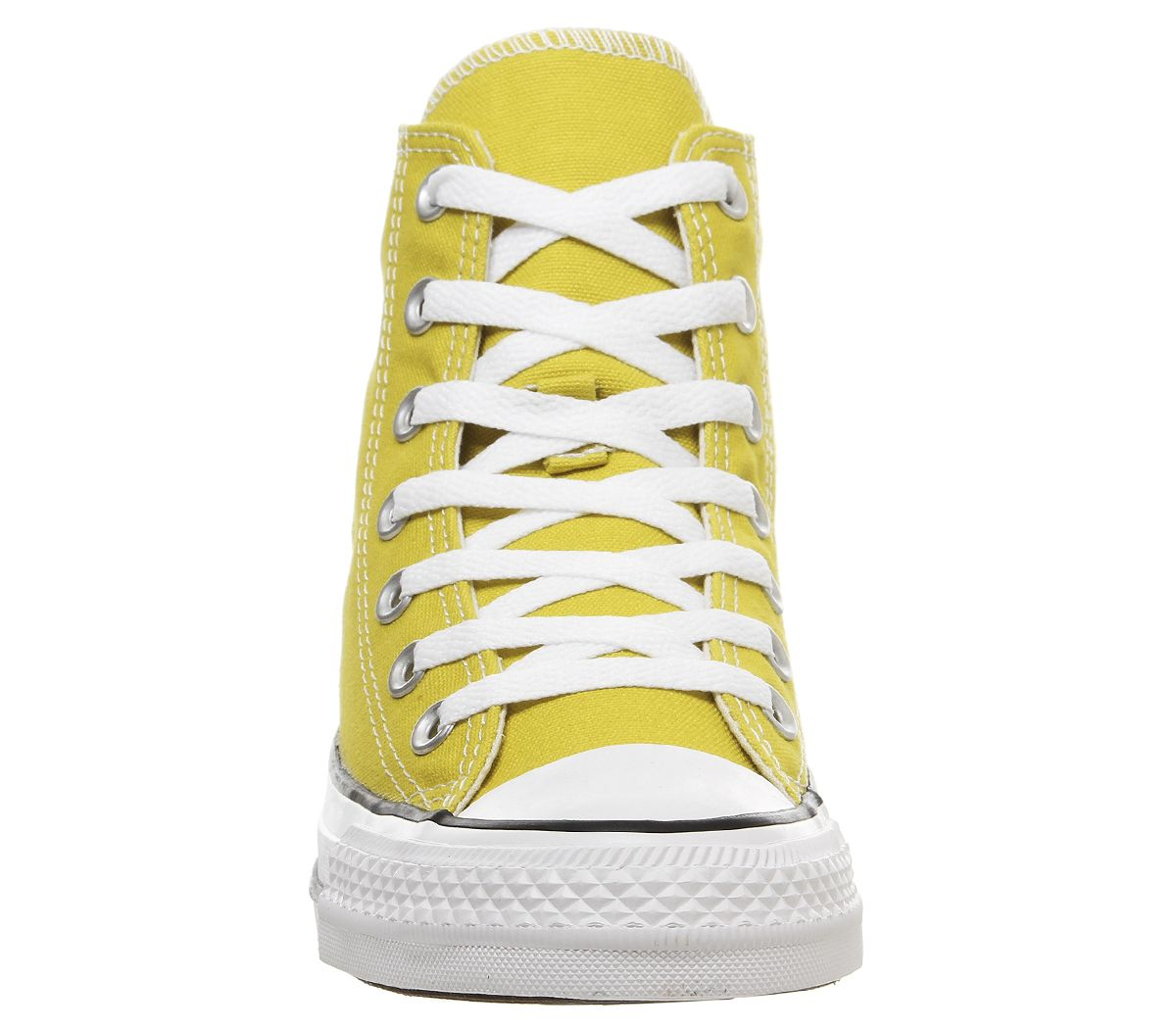 Homme-Converse-Converse-All-Star-HI-Baskets-BOLD-Citron-Baskets-Chaussures miniature 3