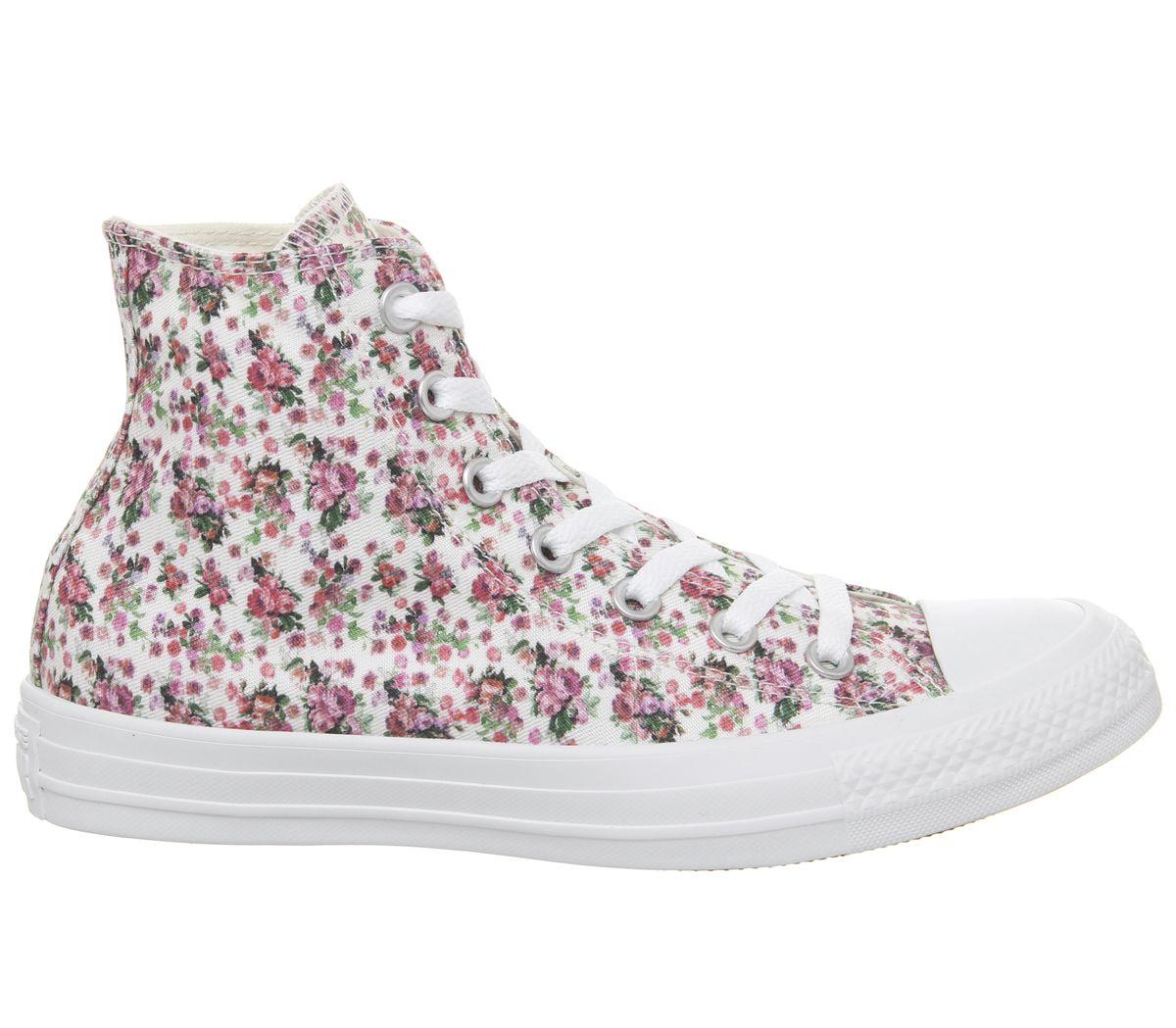 scarpe converse all star donna rosa