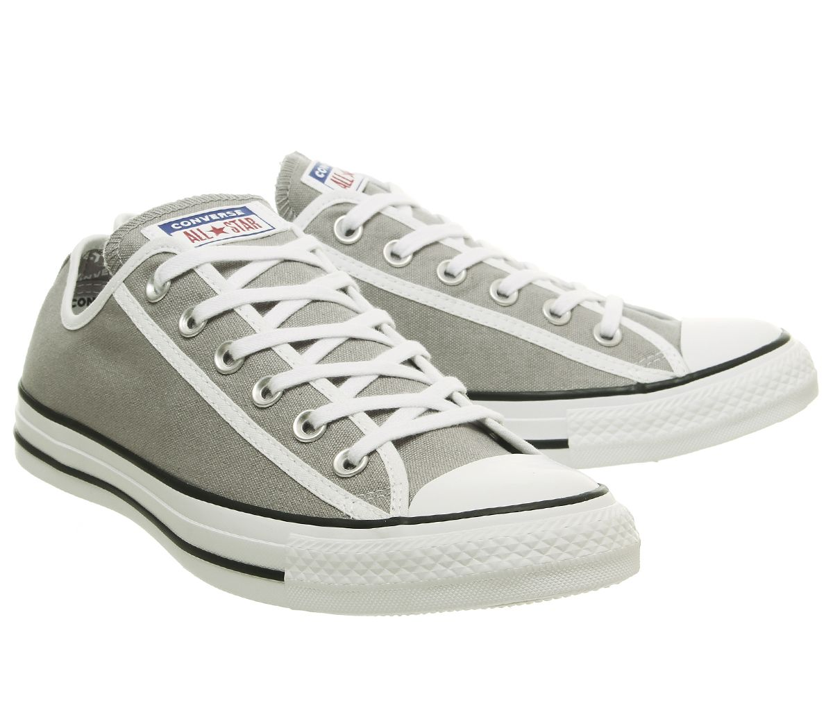 957800926 SENTINELLE Converse Converse All Star basse formateurs Dolphin formateurs  blanc chaussures