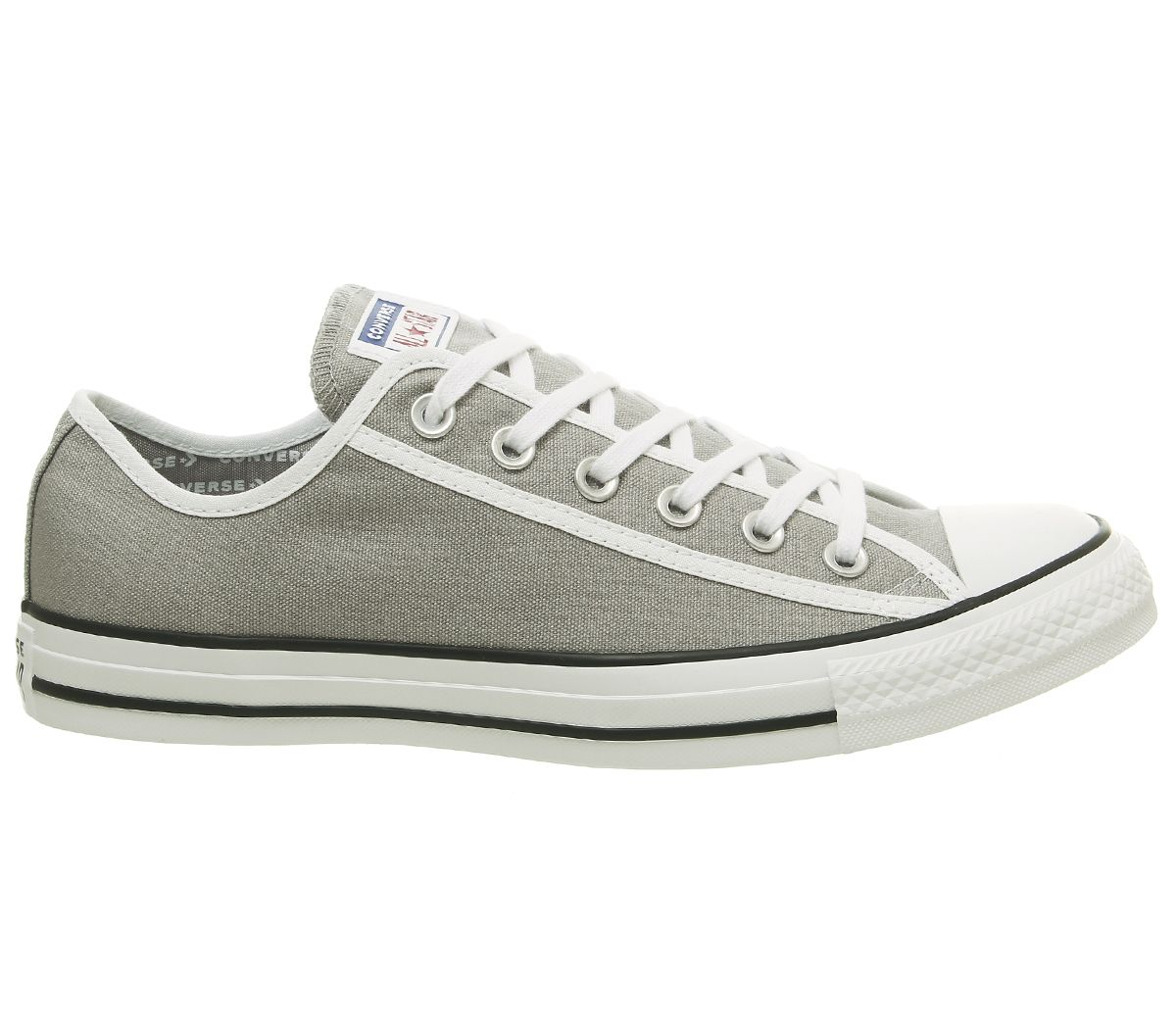 a6d2431f70ec3 SENTINELLE Converse Converse All Star basse formateurs Dolphin formateurs  blanc chaussures