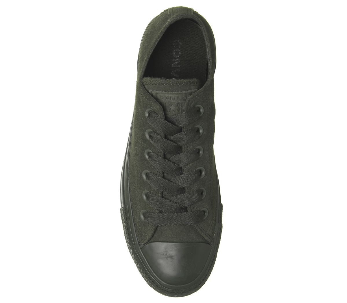 83851929cf937 SENTINELLE Womens Converse Converse All Star basse formateurs utilitaire  formateurs vert chaussures