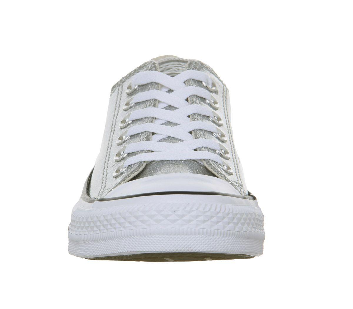 zapatillas blancas converse mujer