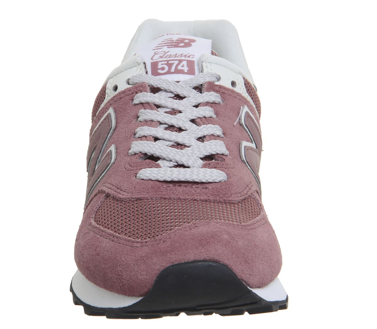 1812f8a91cba2 Womens New Balance 574 Trainers Dark Oxide Trainers Shoes