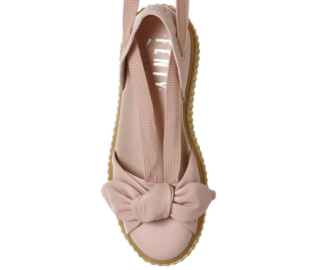 Womens-Puma-Creeper-Ballet-Lace-Pink-Fenty-Sandals thumbnail 11