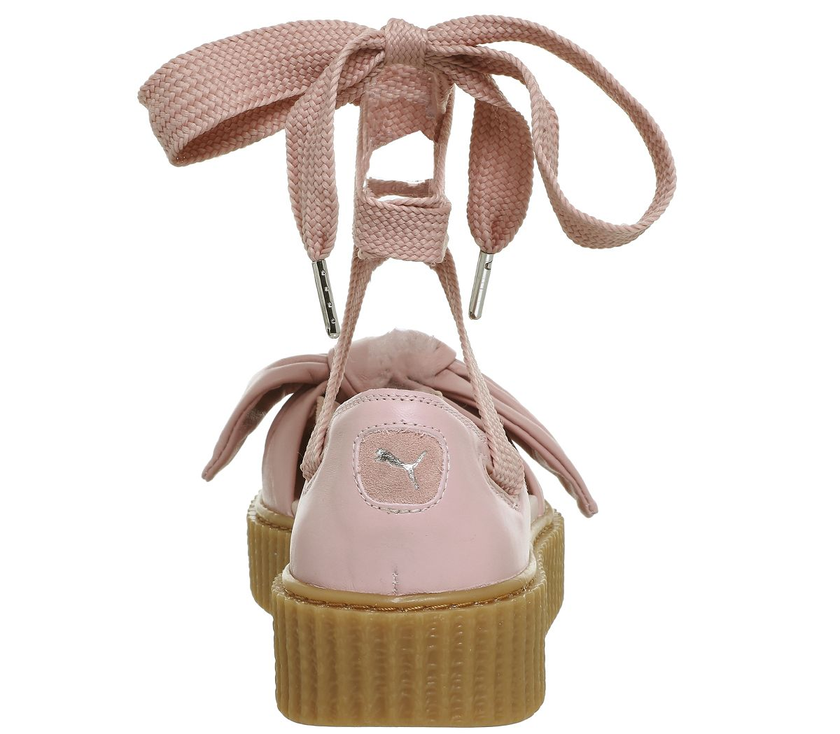 Womens-Puma-Creeper-Ballet-Lace-Pink-Fenty-Sandals thumbnail 16