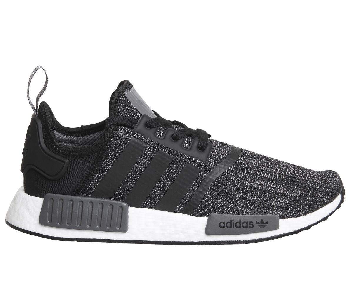 cheap for discount 4b9c1 d2458 Sentinel Adidas Nmd R1 Trainers Core Black Grey White Trainers Shoes