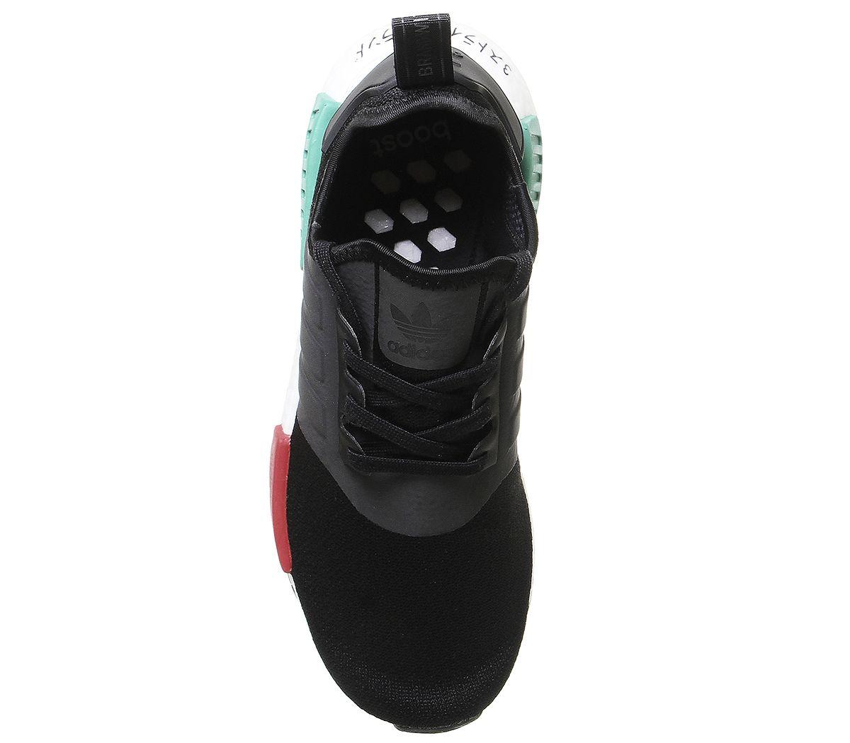 Zapatilla NMD_R1 STLT Primeknit Green adidas | adidas Regional