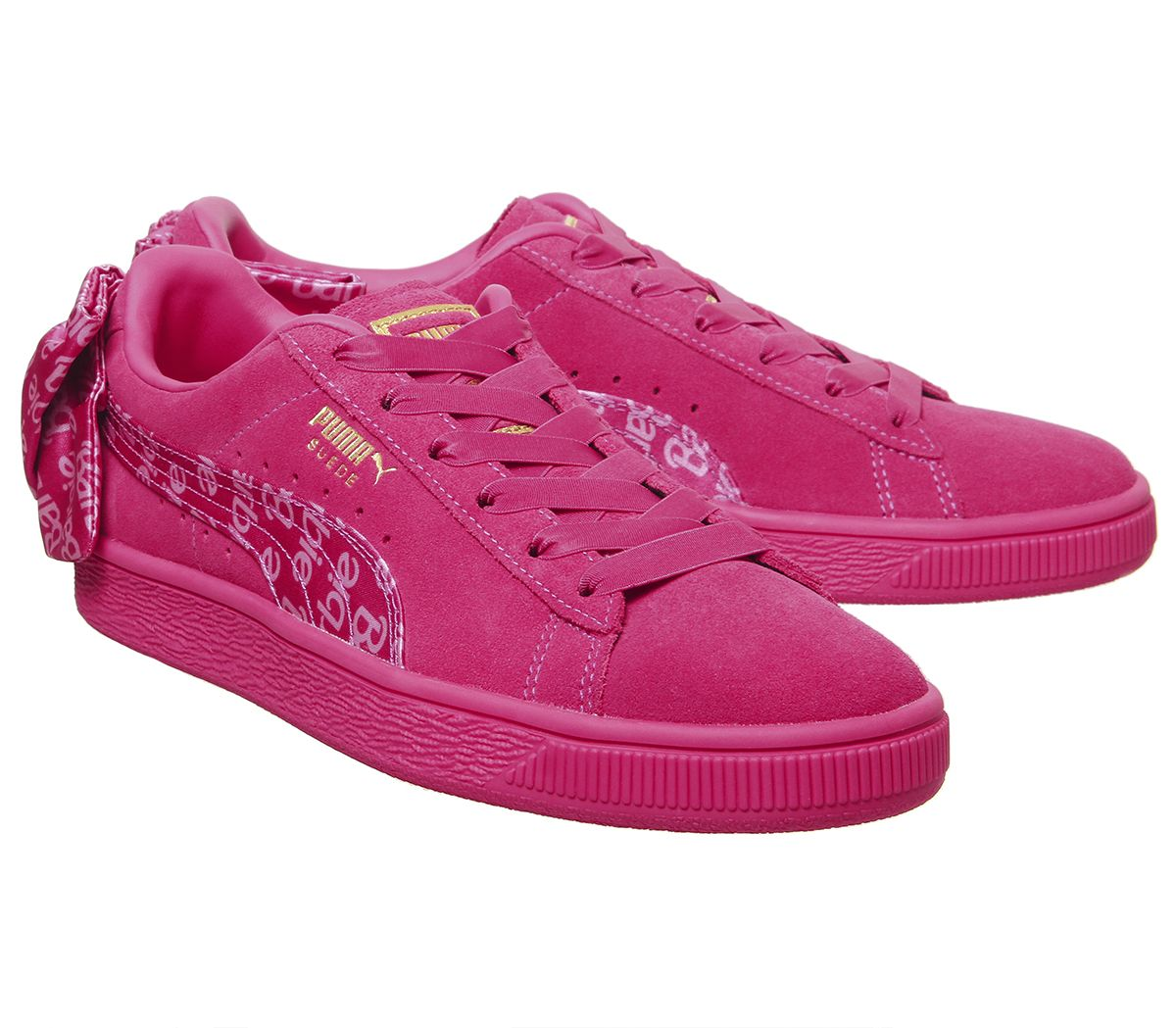 puma barbie chaussure