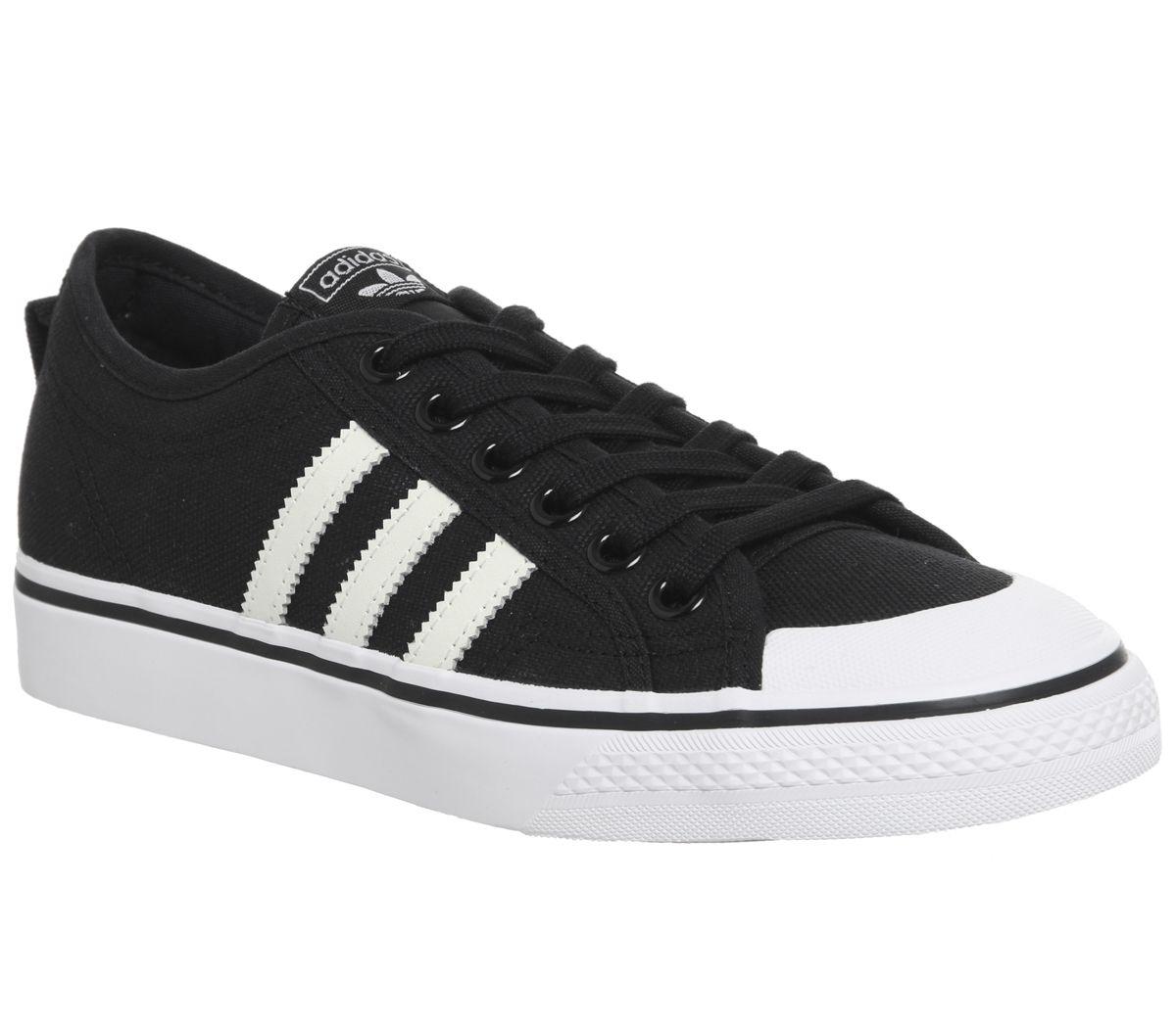 scarpe uomo adidas nere