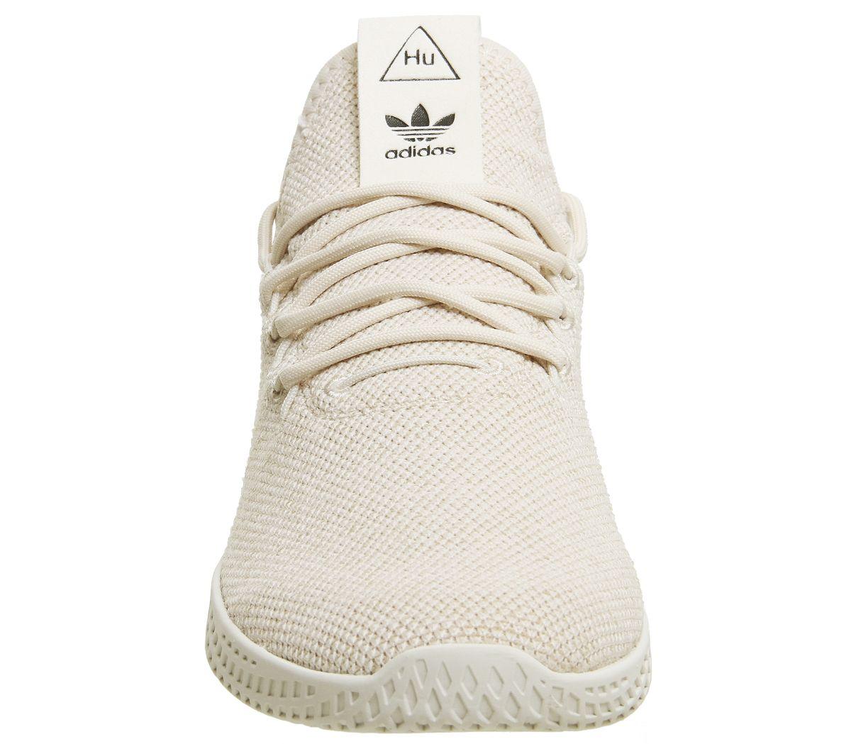 da01ebb118 Details about Mens Adidas Pw Tennis Trainers Linen Chalk White Trainers  Shoes