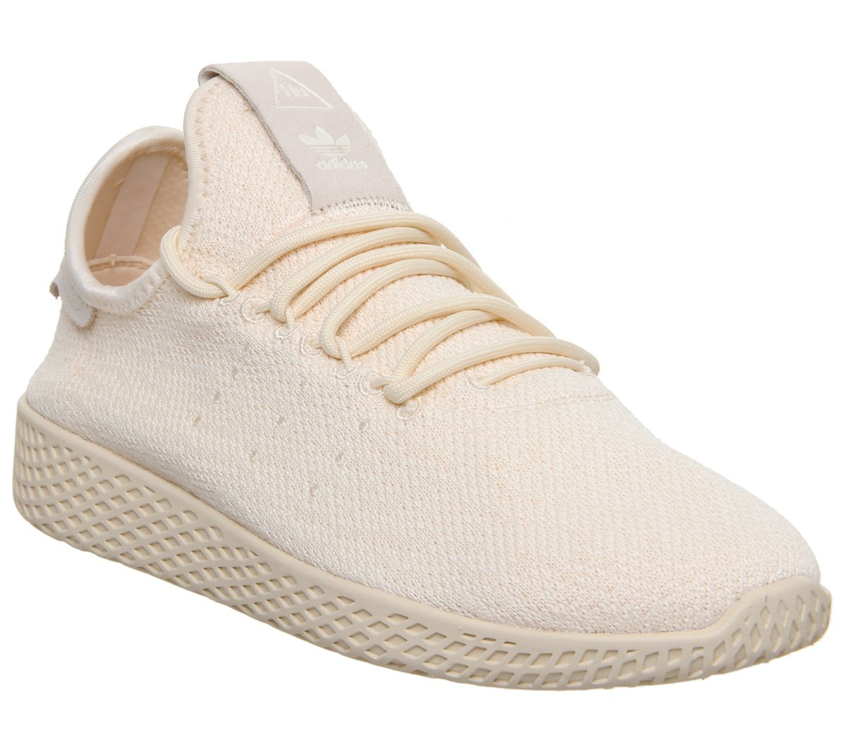 Detalles de Mujer adidas Pw Zapatillas de Tenis Crudo Tinte Nube Zapatillas Blancas