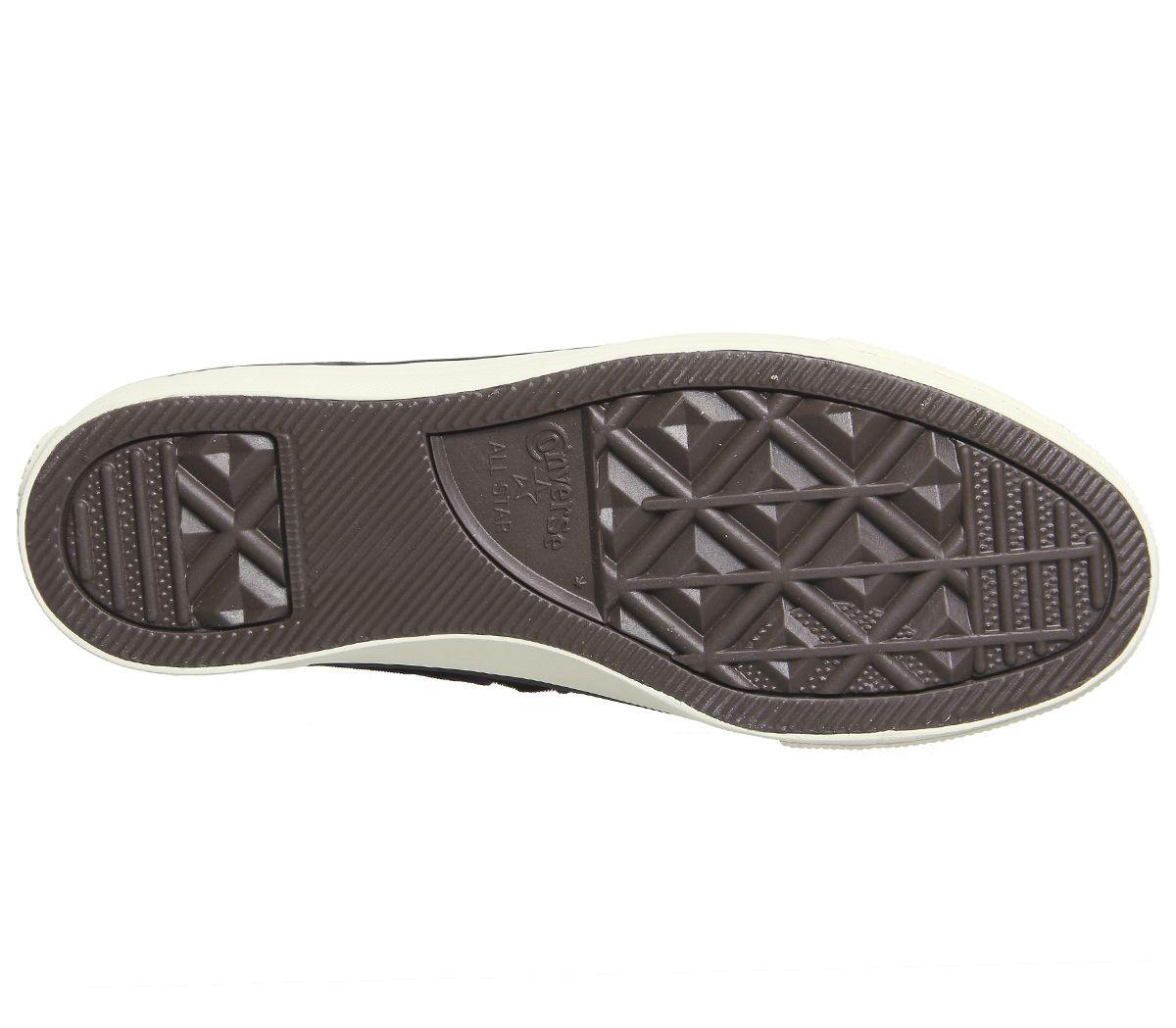 Womens-Converse-One-Star-Platforms-Dark-Sangria-Egret-Velvet-Trainers-Shoes thumbnail 6