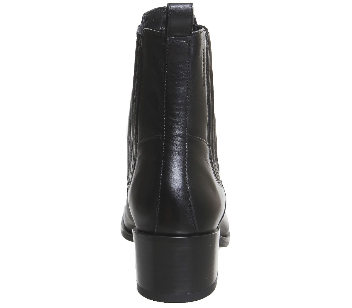 Womens-Vagabond-Marja-Chelsea-Boots-Black-Leather-Boots thumbnail 12