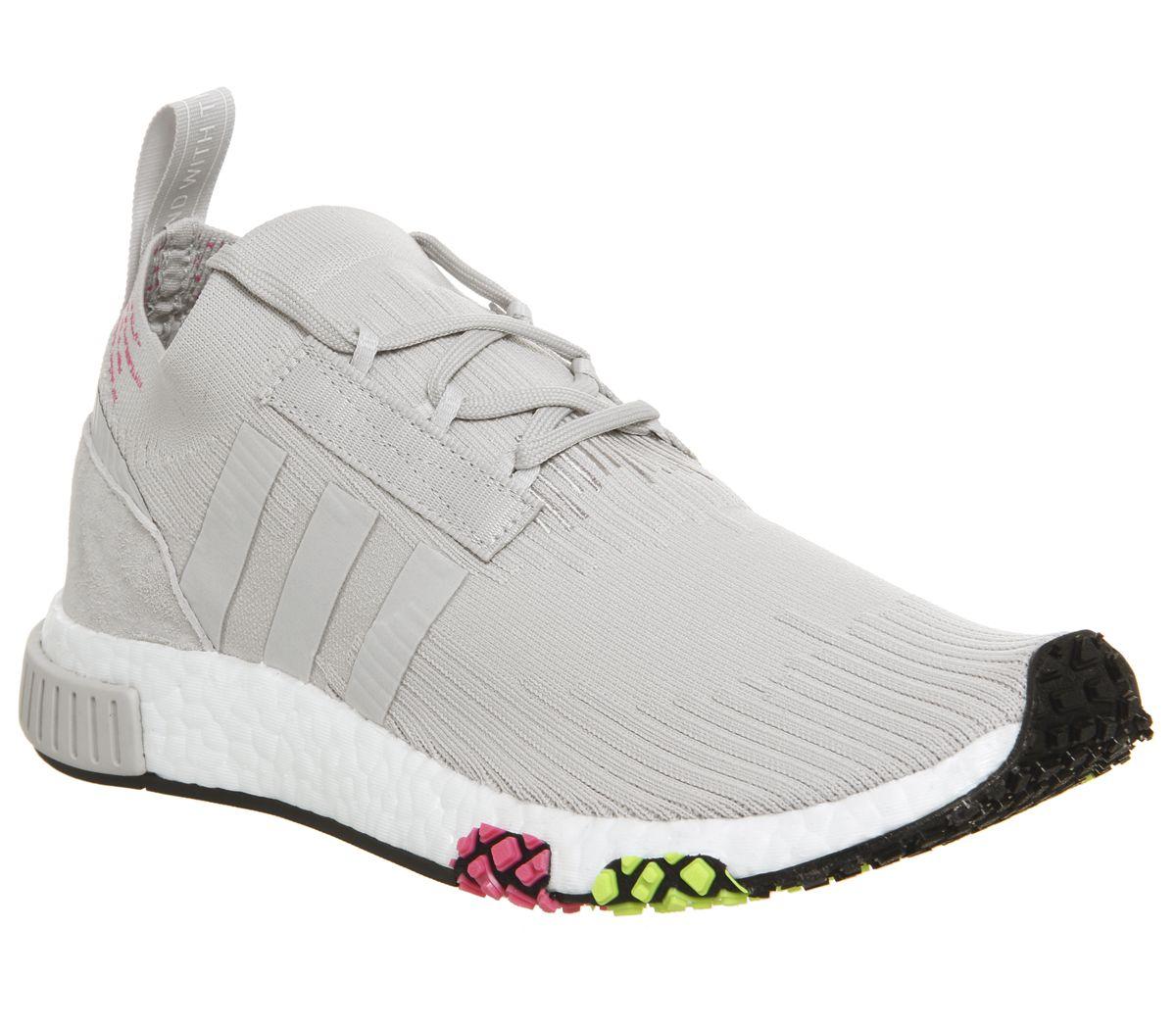 adidas nmd gris et rose