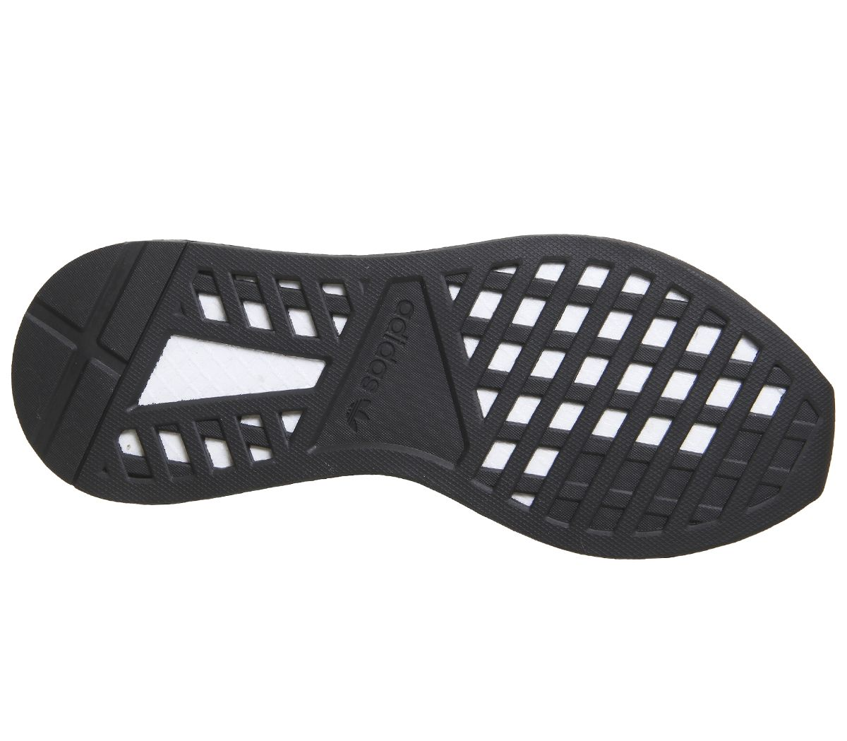 ae141d9617605 adidas Originals Trainers Deerupt Runner CQ2626 Black White UK 9. About  this product. Picture 1 of 5  Picture 2 of 5  Picture 3 of 5  Picture 4 of 5