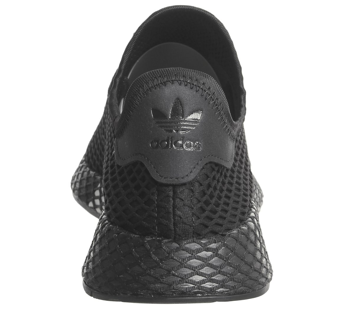 1db22144d Sentinel Mens Adidas Deerupt Trainers Core Black Core Black Trainers Shoes