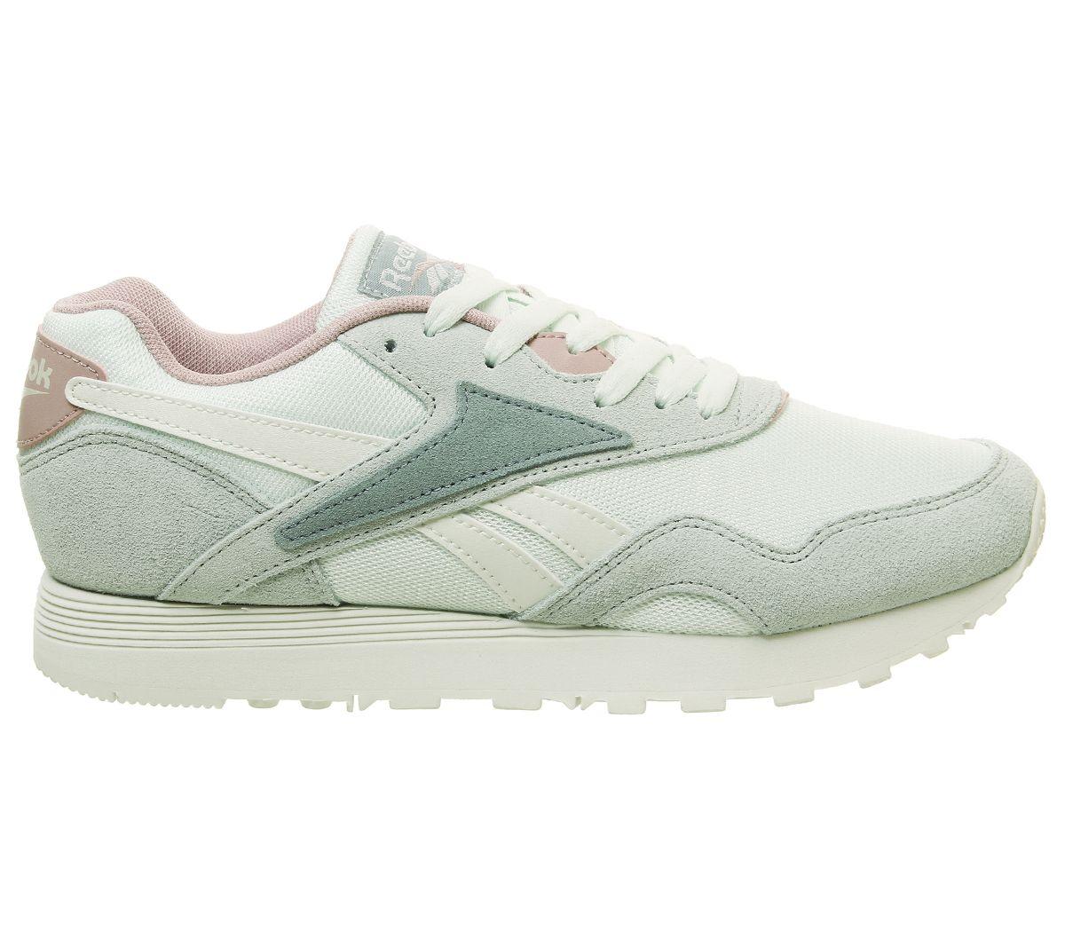 6c3a14fcc CENTINELA Teal de Spray para Mujer Reebok Rapide entrenadores tormenta  resplandor mar ahumado rosa zapatillas zapatos