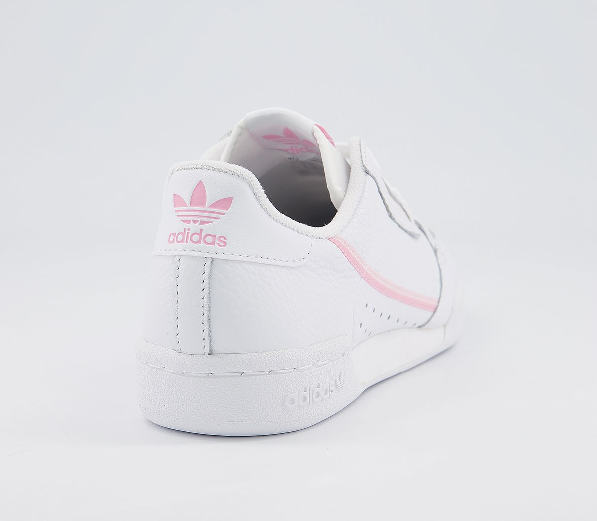 Adidas Mujer Años 80 Continental Continental Continental Zapatillas blancooas True rosadododo Deportivas 0a2ce3