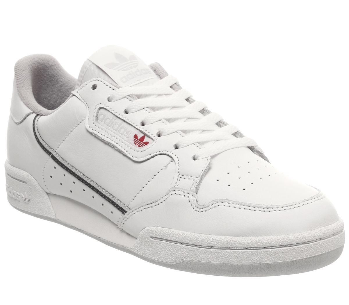 Adidas Continental 80 S baskets gris