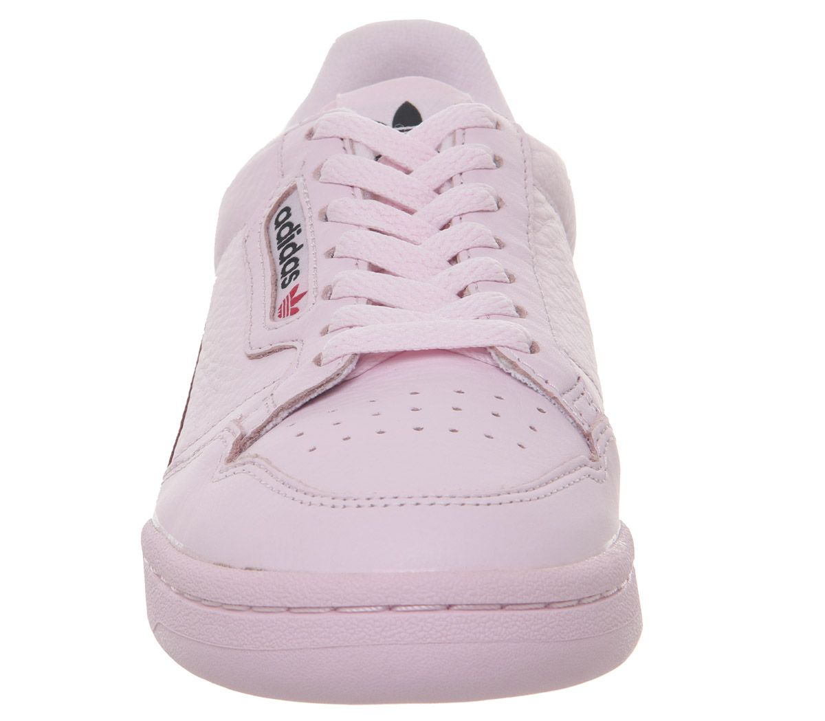Details about Adidas Continental 80S Trainers Clear Pink Scarlet Collegiate Navy Trainers Shoe