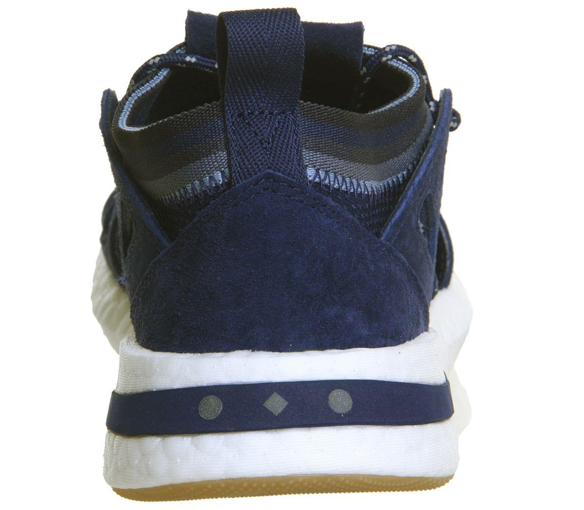 Mujer-Adidas-Arkyn-Zapatillas-Universo-Azul-Oscuro-Goma-Zapatillas-Deportivas miniatura 8