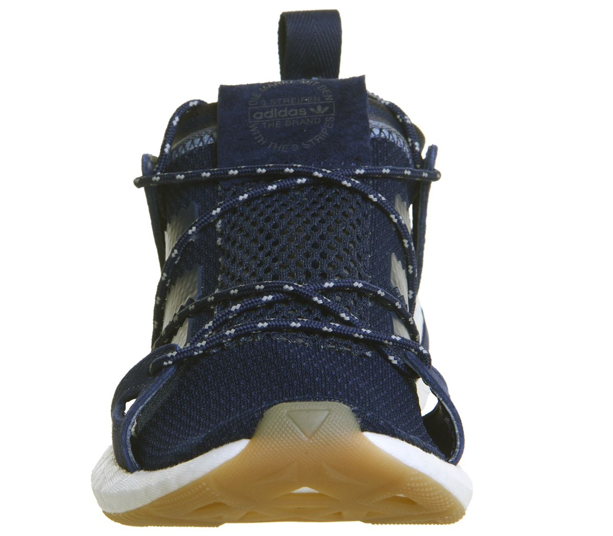 Mujer-Adidas-Arkyn-Zapatillas-Universo-Azul-Oscuro-Goma-Zapatillas-Deportivas miniatura 6