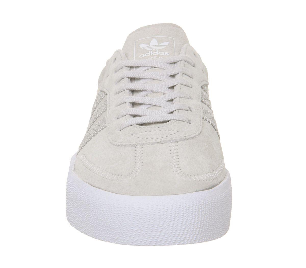 Samba Rose Turn Damen Zu One Weiß Details Turnschuhe Grau Schuhe Adidas qzVpGSUM