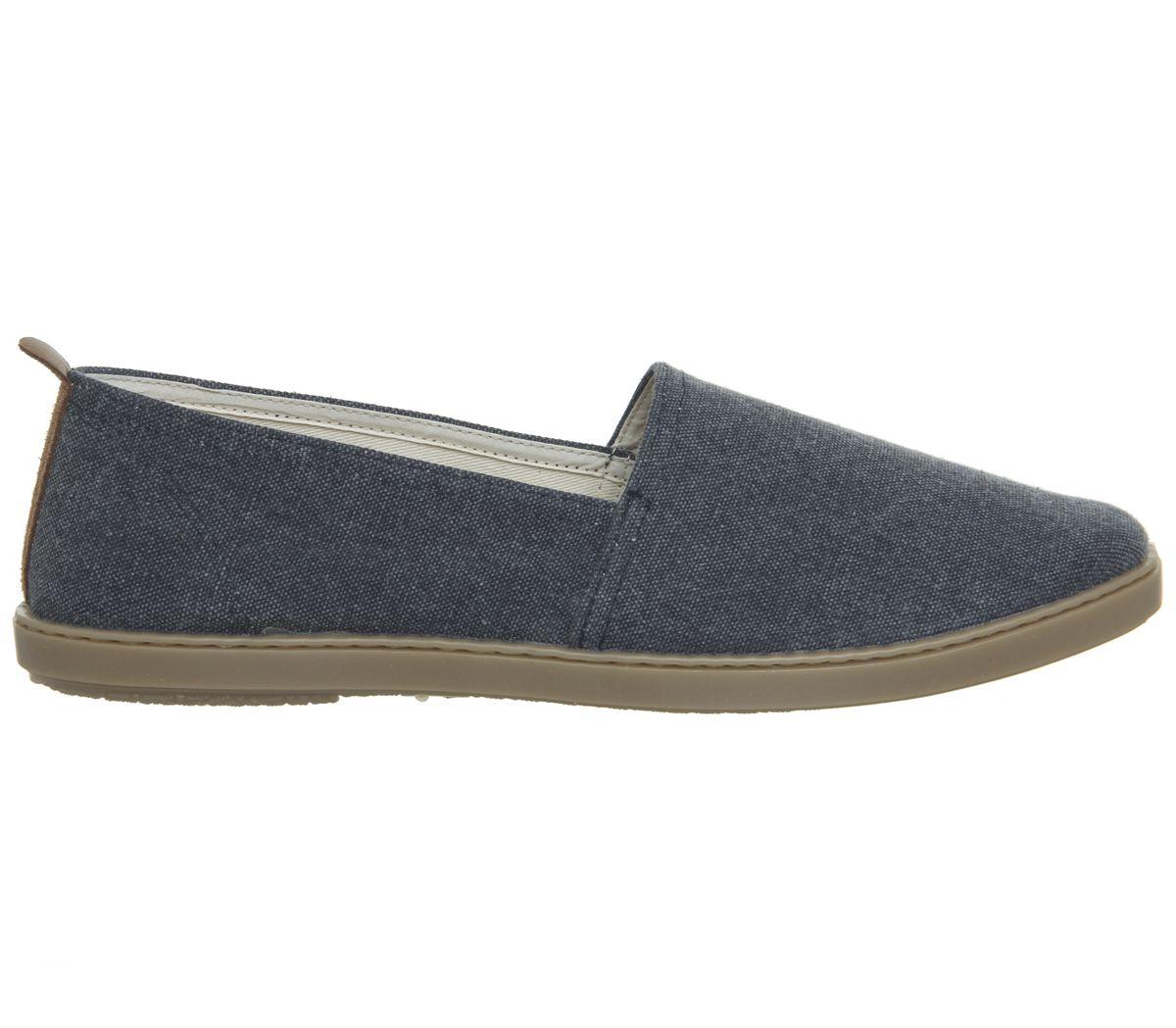 Lavado Office Alpargatas Marino Hombre Azul Hanoi Zapatos W2DHI9EY