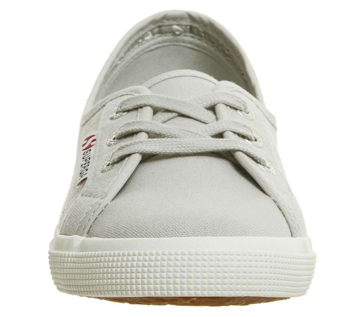 De Superga 2211 Entrenadores Gris Mujer Zapatillas BlancasEbay OXiuPwZTk