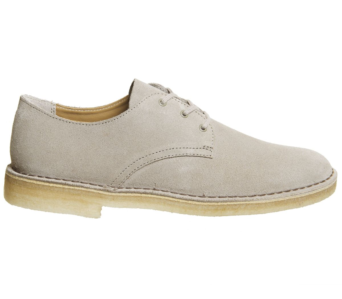 3fee7e713c15be Da Uomo Clarks Originals Clarks Desert CROSBY Scarpe sabbia in pelle ...