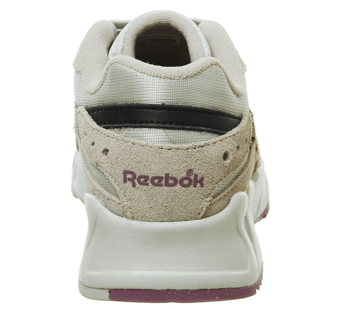 Details about Reebok Aztrek Og Trainers Outdoor Coldgry Sand Powder Grey Trainers Shoes