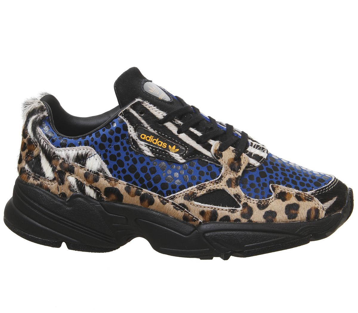 zapatillas adidas mujer leopardo