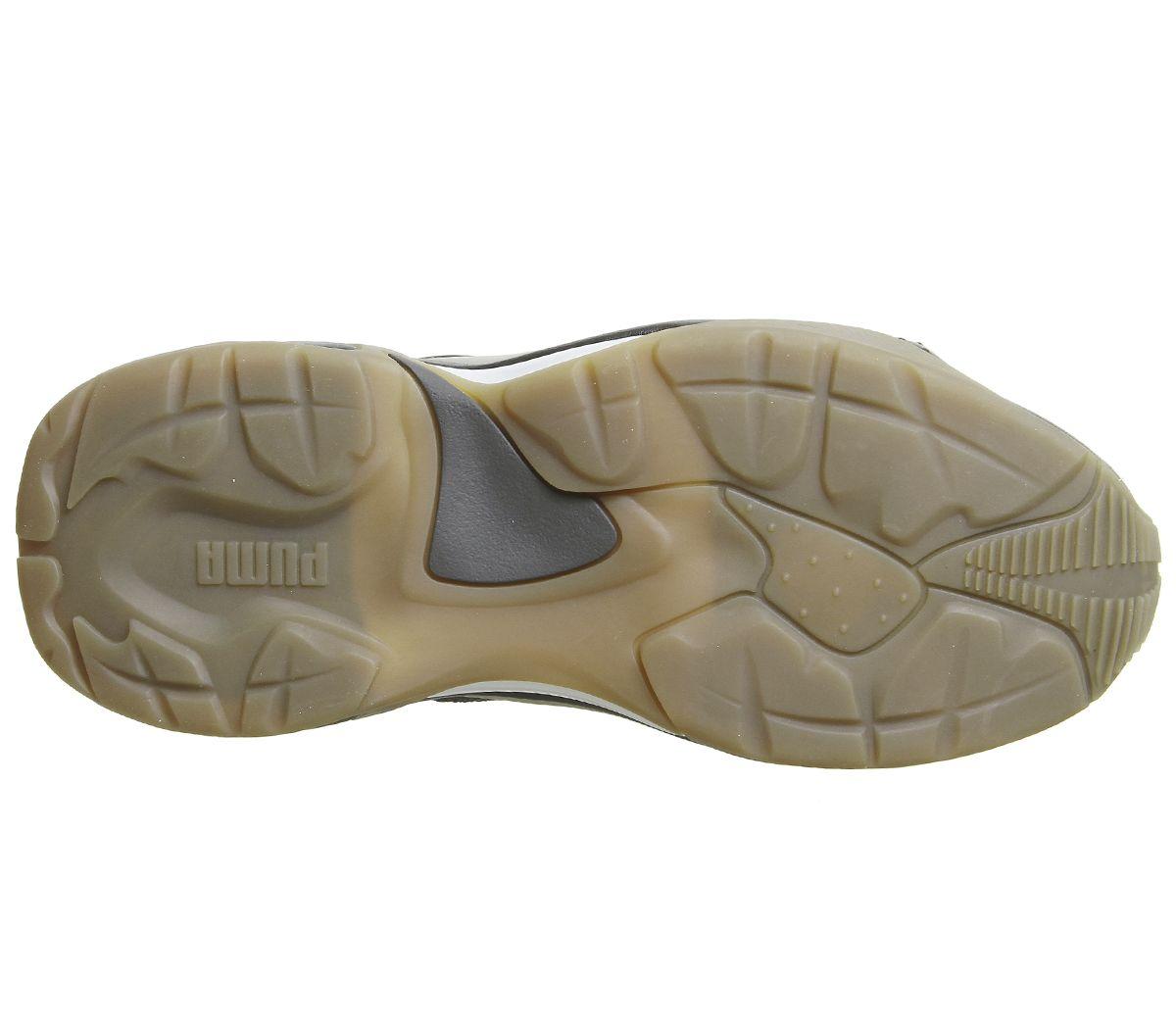 Mens-Puma-Thunder-Spectra-Trainers-Black-Grey-Purple-Gum-Trainers-Shoes thumbnail 12