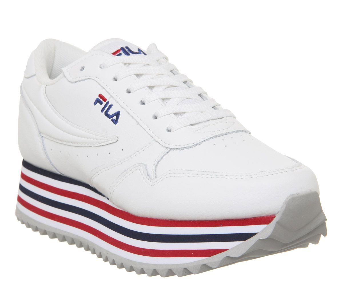 fila abbigliamento sportivo scarpe da ginnastica
